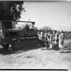 Bridge fill-up (Monrovia), delayed building of bridge, 1952
