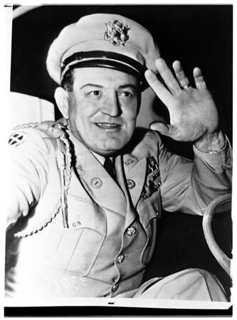 General Harry Vaughn, 1951