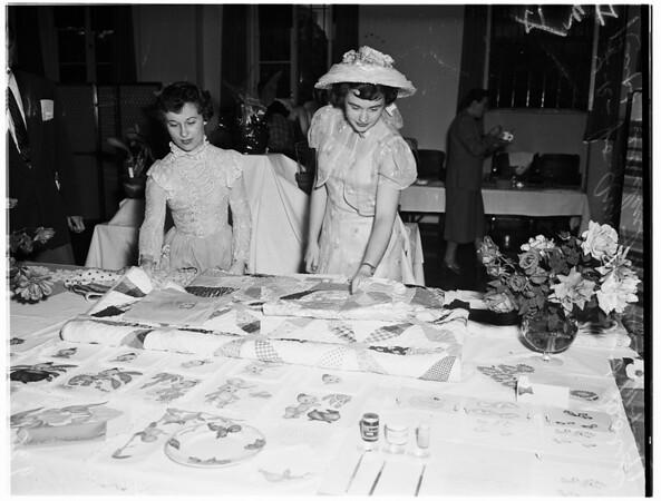 Hobby Show, 1951