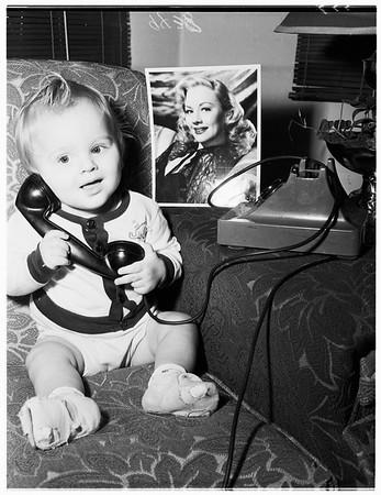 Lila Leeds, 1951