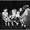Christmas ...Knights of Columbus Party for Orphans, 1951