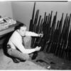 Burglary arsenal, 1952