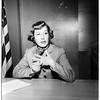 Howard divorce (Lindsay Howard), 1952