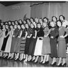 Pasadena Tournament of Roses ...Rose Queen Contestants ...28 Girls, 1951