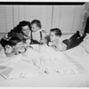 Twin war babies, 1951
