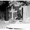Explosion ...1720 Washington Avenue, Santa Monica, 1951