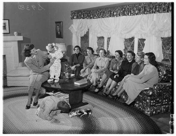 Needlework Guild, 1951