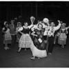 Folk Dance Festival (Long Beach Auditorium), 1951