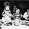 Christmas Party ...Salvation Army Nursery, 1951