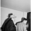 Bookie arrests (Long Beach), 1952