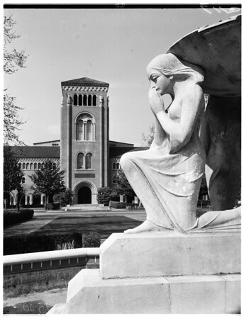 University of Southern California seminar, 1952