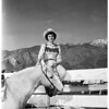 Palm Springs Desert Queen applicant, 1952