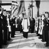 Mr. Van Ettisch Funeral (Pierce Brothers Chapel), 1951