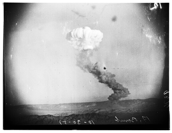 Atomic Bomb Picture, 1951