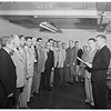 Civil Defense Diploma Presentations ...First Graduating Class, Long Beach, 1951