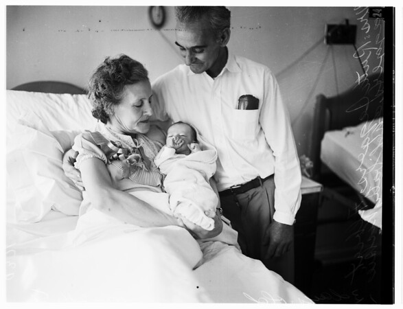 Jaggers fourteenth baby, 1951