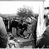 Funeral (Military), Sholom Memorial Park, 1952
