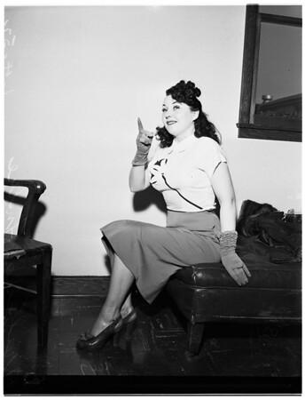 Contempt of court, 1952