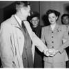 Murder trial preliminary (Inglewood), 1952