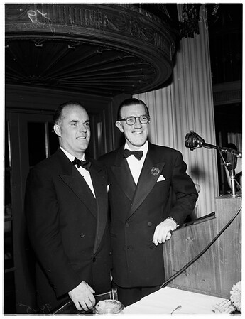 California Real Estate Association, Biltmore Hotel, 1952