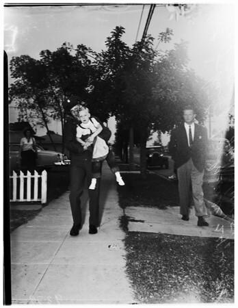 Custody Row, 1951