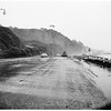 Slide closes Pacific Coast Highway, 1952