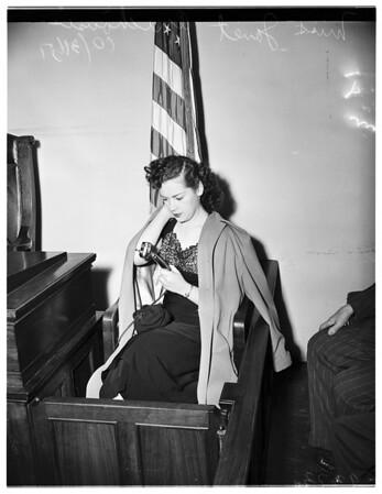 Thomason Inquest, 1951