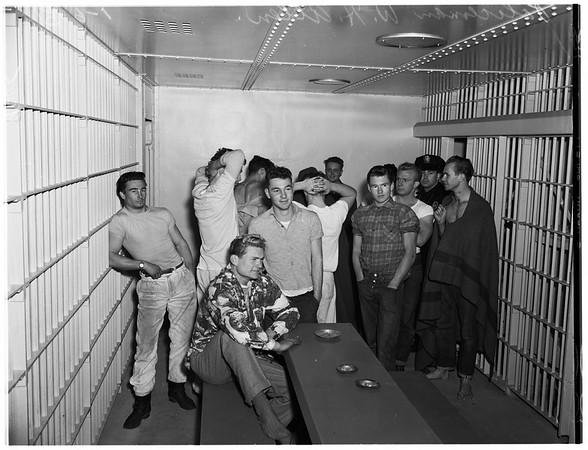 Inglewood riot, 1952