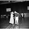 Compton College dance class, 1952