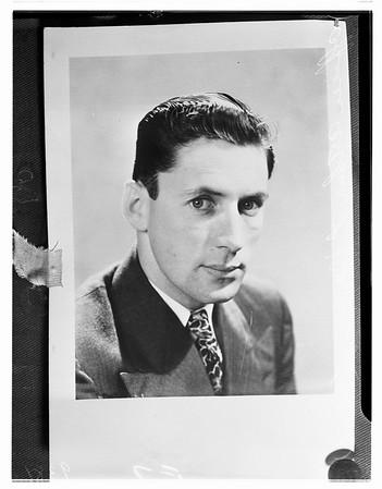 Shot Vincent Faravino, 1951