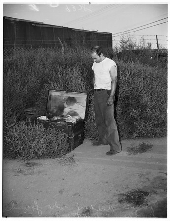 Body found in trunk, 1951