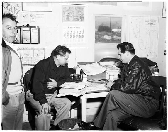Air search, 1952