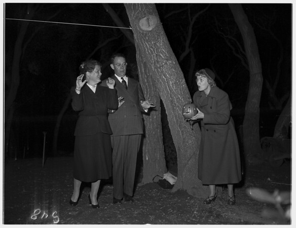 Kappa Kappa Gamma Halloween Party, 1951