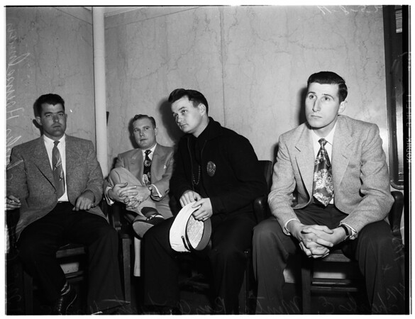 Grand jury police brutality, 1952