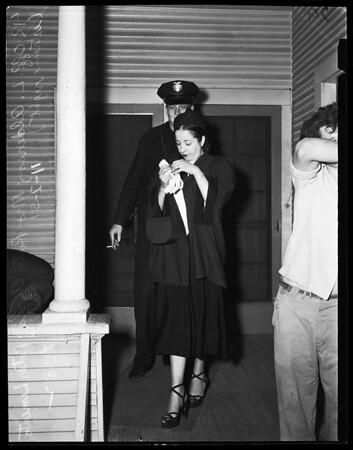 Attempted rape ... Workman Street, 1951