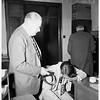 Murder suspect, 1952