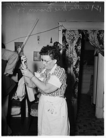 Cutting-Stabbing, 1951