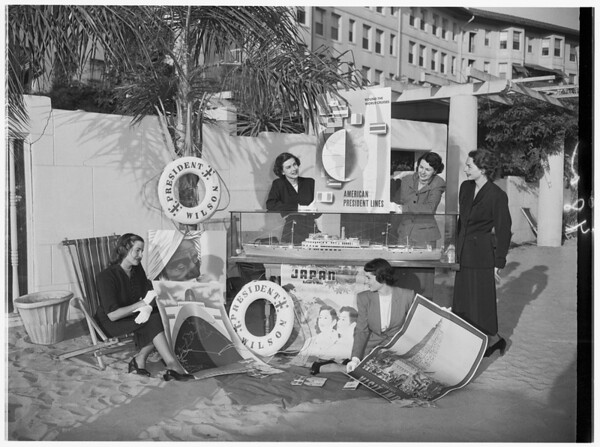 Alpha Phis ...Ambassador Hotel, 1951
