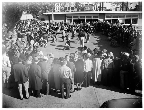 Marble Championship (Long Beach) Lincoln Park, 1952