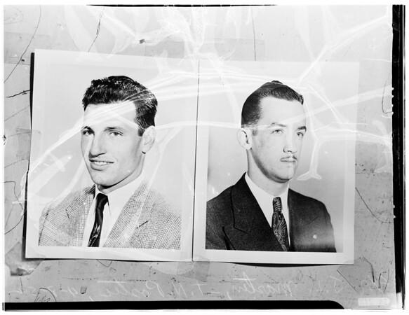Grand jury police brutality, 1952