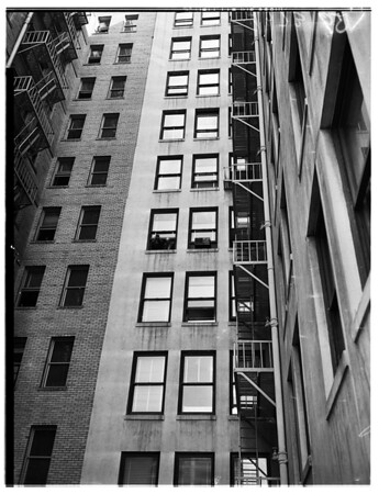 Leaper at 510 West 6th Street, 1951