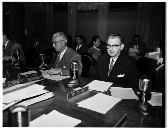 School Board, 1951