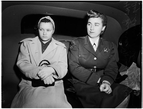 Campbell to Camarillo, 1952