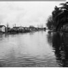 Flood at Los Alamitos -- Long Beach, 1952