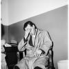 Robbery suspect, 1952