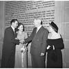 Warren at Wedding, 1951