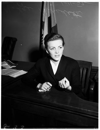 Meredith, 1952