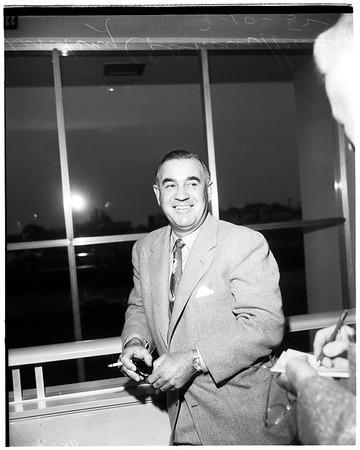 Howard divorce trial (Santa Monica), 1952