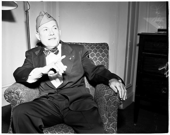 Interview, 1952