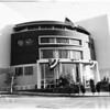 Jewish Community Building dedication program, 1951